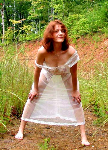 Pic #3 - Laila in See-Through Nightie