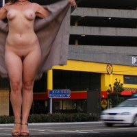 Full Frontal Body Flash In Public - Exhibitionist, Flashing, Heels, Natural Tits, Nude In Public, Nude Outdoors, Small Tits, Naked Girl, Nude Amateur