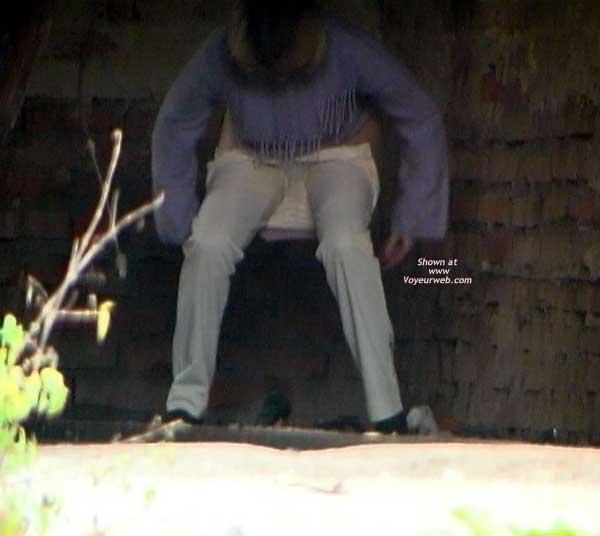 Pic #2 - Hidden Pee