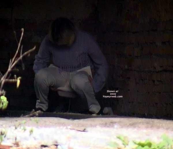 Pic #3 - Hidden Pee