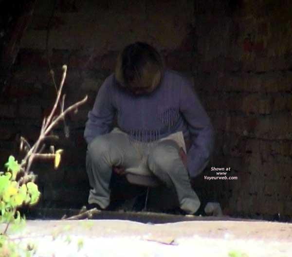 Pic #4 - Hidden Pee