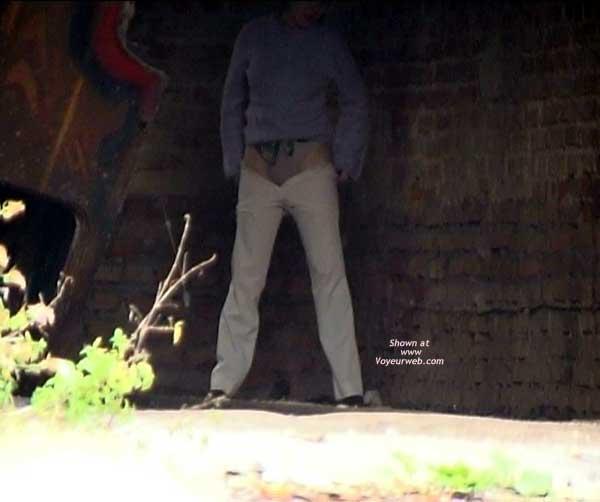Pic #9 - Hidden Pee