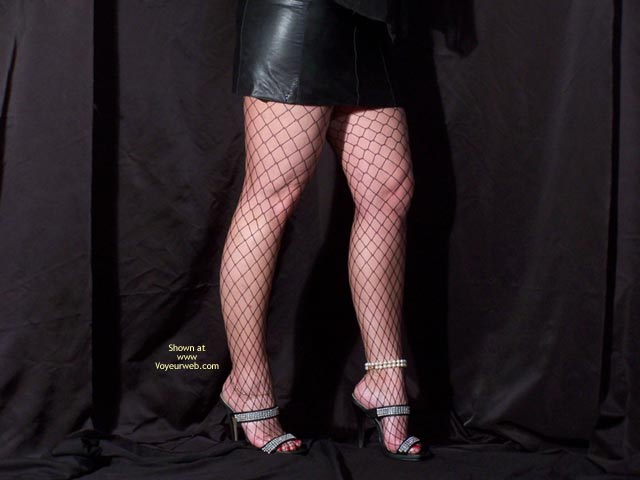 Pic #2 - *Ny Cindycheeks Caught In Fishnets And Heels! *Ny