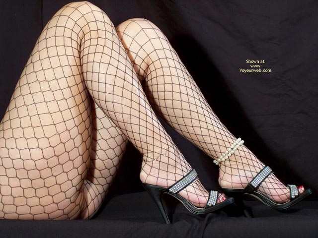Pic #5 - *Ny Cindycheeks Caught In Fishnets And Heels! *Ny