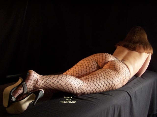 Pic #6 - *Ny Cindycheeks Caught In Fishnets And Heels! *Ny