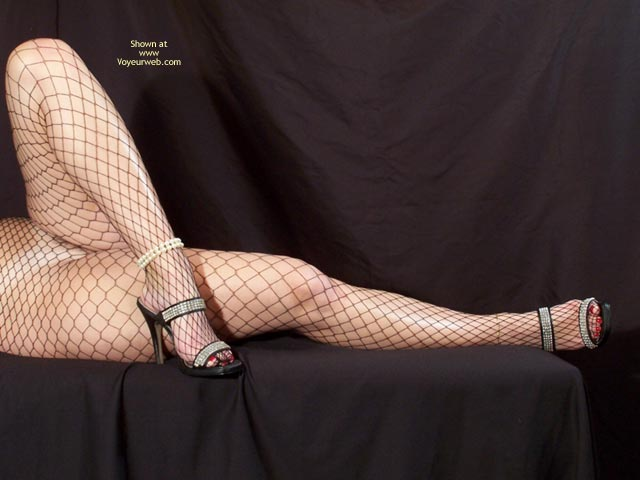 Pic #7 - *Ny Cindycheeks Caught In Fishnets And Heels! *Ny