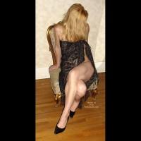 Eroticlegs Turned On  Wearing High Heels