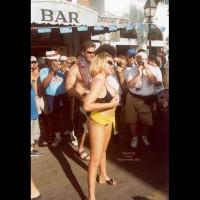 Sue at Fantasy Fest 2002, Key West