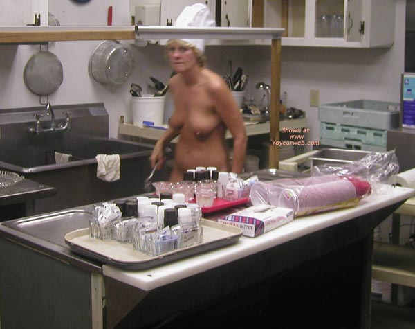 Pic #2 - The Naked Chef
