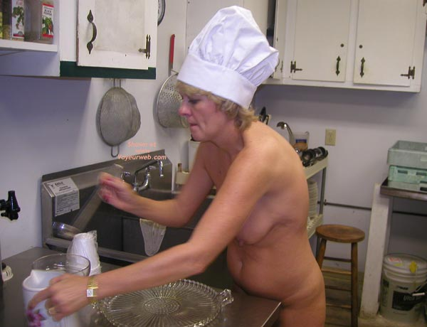 Pic #5 - The Naked Chef