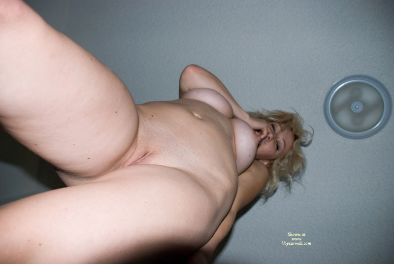 Pic #1 - Front Below View Of Nude Standing - Blonde Hair, Shaved Pussy, Naked Girl, Nude Amateur , Upskirt Without The Skirt, Shaven Pussy, Nude Looking Down At Camera, Nude Frontal From Below, Shooting Upwards, View Of Nude From Thighs Up To Breasts, Puffy Nipple, Full Nude Standing, From Below, Nubbly Shaved Pussy
