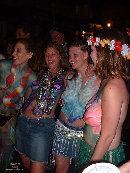 Pic #5 - Fantasy Fest 2002 IV