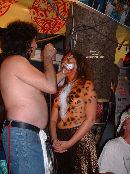 Pic #6 - Fantasy Fest 2002 IV