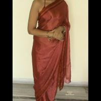Hot Indian Wife - Saree Strip