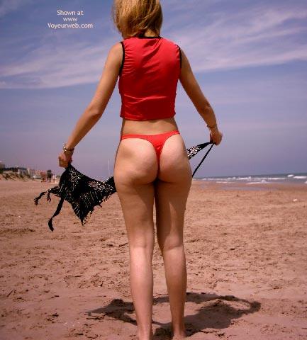 Pic #4 - Mi Novia en la Playa