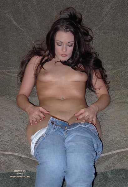Pic #2 - Mia S Getting Out Of Her Jeans