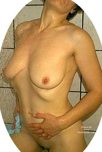 Pic #3 - Ex Wife From Belgium in The Shower