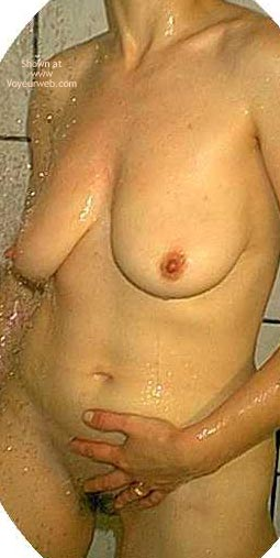 Pic #4 - Ex Wife From Belgium in The Shower
