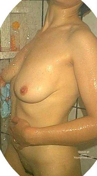 Pic #5 - Ex Wife From Belgium in The Shower