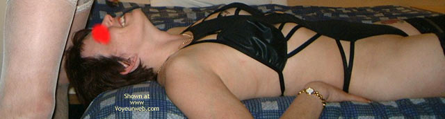 Pic #3 - Horny Wife