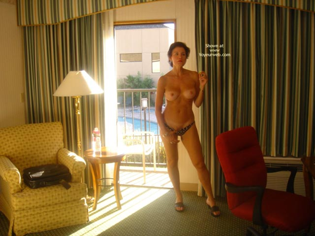 Pic #7 - Baby Doll in Napa Valley Big Nipples