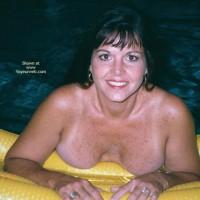 Pool Fun - First Timer