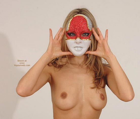 Pic #1 - Venetian Mask Striving For Super Sexy Award