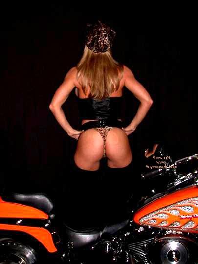 Pic #1 - Lexie As Biker Babe