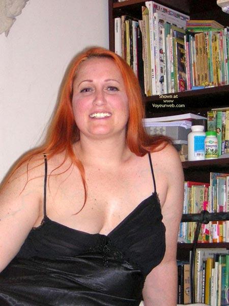 Pic #3 - Naughtysimone'S Silky Black Dress