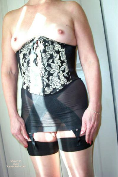 Pic #2 - Lacy Girdle