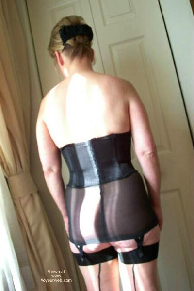 Pic #3 - Lacy Girdle