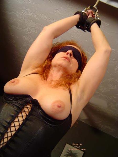 Pic #8 - Jacqui In Cuffs 1