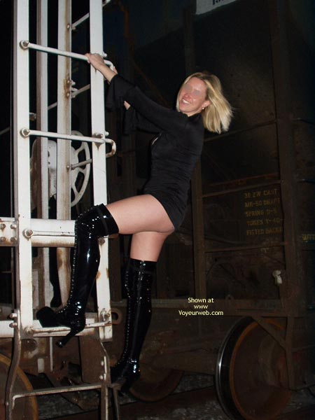 Pic #5 - *Tw Whore Boots, Train And Video Store