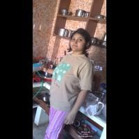 Mahima In Kitchen