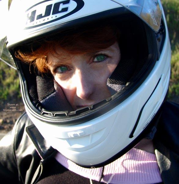 Pic #2 - *Mi Sandy Redhead'S Hot Honda Harlot!