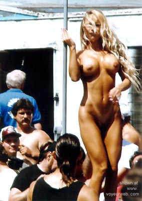 Pic #5 - Miss Nude Contest