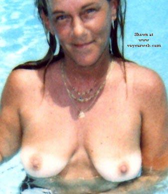 Pic #2 - Teri At Pool