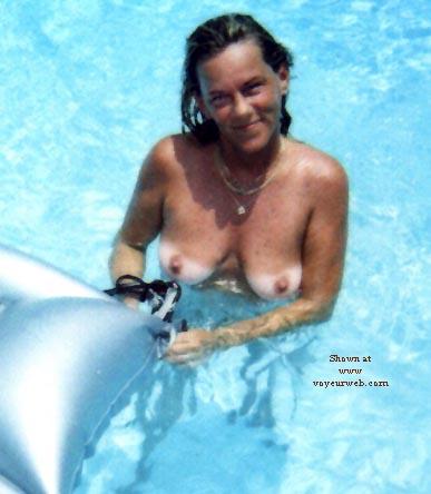 Pic #3 - Teri At Pool