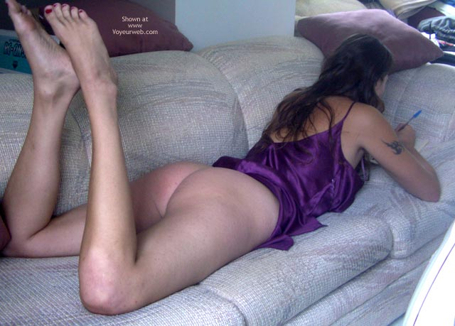 Pic #2 - Kali On The Couch 2