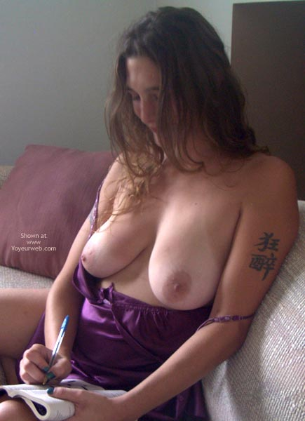 Pic #3 - Kali On The Couch 2