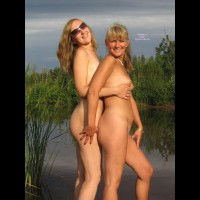 Two Hot Milf Bodies - Milf, Nude Outdoors, Sunglasses, Naked Girl, Nude Amateur