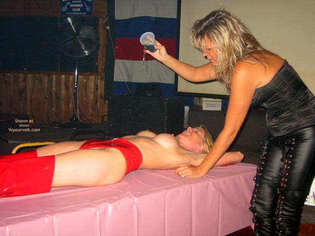 Pic #1 - *Gg Sue And Michelle Adventures Hot Wax 1