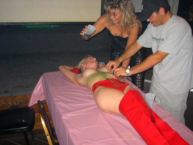 Pic #2 - *Gg Sue And Michelle Adventures Hot Wax 1