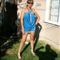 Nina Latina In Clubwear & Heels