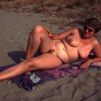 Sabine Auf Kreta 2
