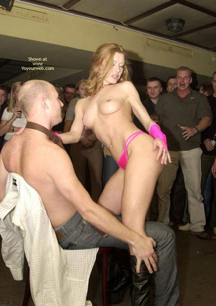 Pic #2 - Stripper Eith Perfect Tits