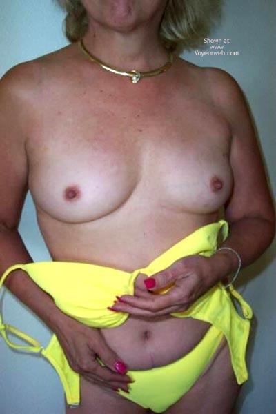 Pic #9 - Yellow Bikini