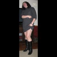 Wife In Short Dress
