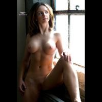 Girl Next Door - Landing Strip, Large Breasts, Naked Girl, Nude Amateur
