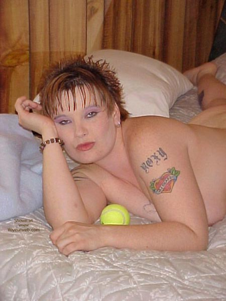 Pic #8 - Balls on the Bed